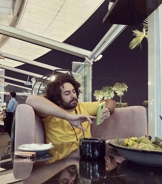 رستوران گردی هومن گامنو + عکس