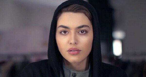 بازیگر جنجالی سریال پدر در جشنواره فیلم کوتاه تهران با ظاهری جدید+عکس