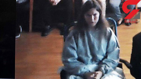 اعتراف دختر جوان به قتل پیرزن پولدار همسایه