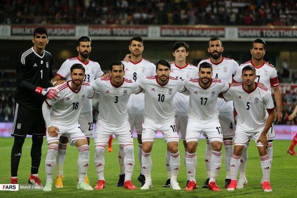 تیم ملی هیچ برنامهای در کیش ندارد