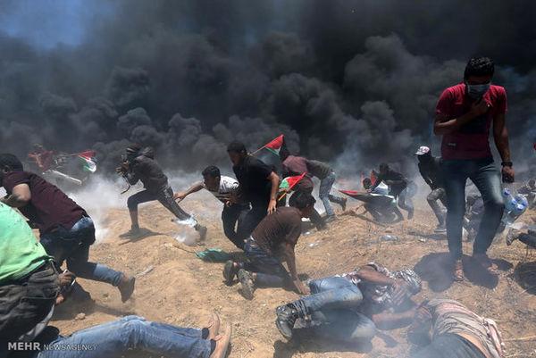 موضعگیری نمایندگان چین، فرانسه و انگلیس درباره کشتار فلسطینیها