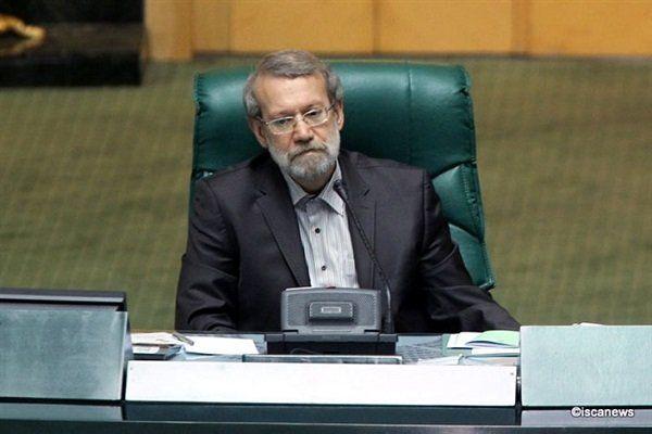 توضیحات لاریجانی در مورد ارسال لوایح CFT و پالرمو به مجمع تشخیص