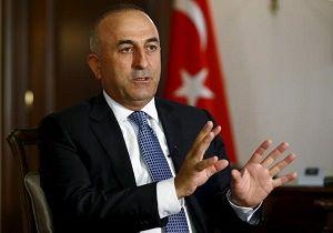 اظهارات وزیر خارجه ترکیه درباره جنایات اسرائیل در غزه