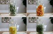 درست کردن پاک کننده های خوشبو با سرکه