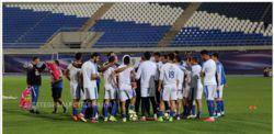 آمادهباش شفر به ۲ بازیکن در حضور ناظر AFC