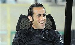 اعضای تیم ملی فوتبال به علی کریمی تبریک گفتند