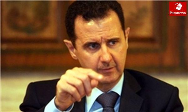 اسد: زیر بار شروط تحمیلی نخواهیم رفت