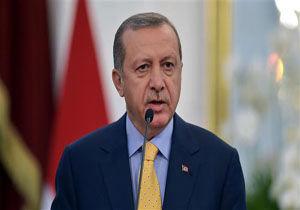 اردوغان: هدف ترکیه ایجاد امنیت در سوریه است