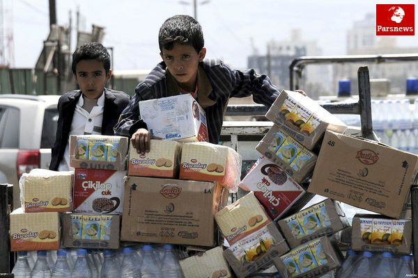 کمک 12 میلیون یورویی اتحادیه اروپا به مردم یمن