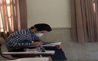 همراه داشتن موبایل حتی خاموش در جلسه آزمون موجب محرومیت است