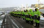 تجهیز ۱۱ سایت برف روبی شمال شرق تهران به تجهیزات زمستانه