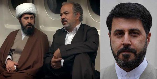 هومن حاجی عبداللهی: ایفای نقش روحانی کار سختی بود