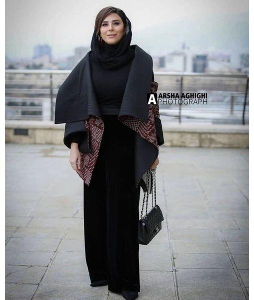 استایل متفاوت سحر دولتشاهی در جشنواره فجر + عکس