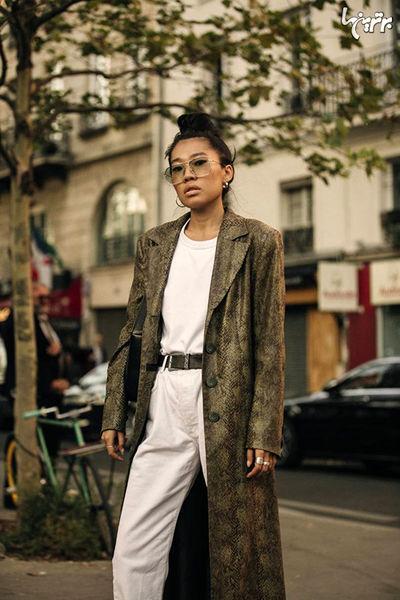 جدیدترین مدلهای پالتو زنانه برای پاییز 2018