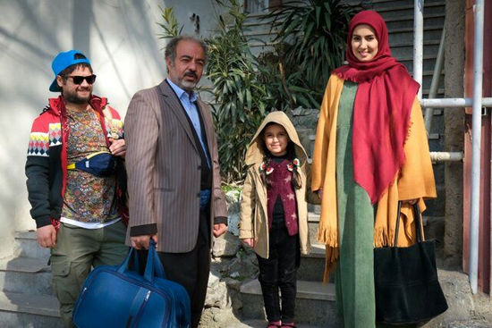 سعید آقاخانی و علی صادقی در سریال نوروز ۹۸
