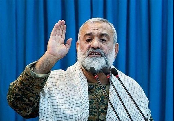 سردار نقدی: مردم روزی کسانی که به مصلحت شان فکر نکنند کنار خواهند زد