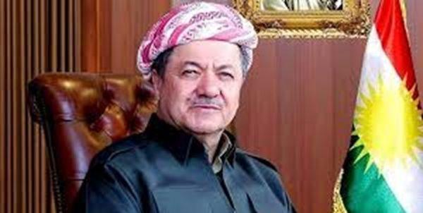 «مسعود بارزانی» فردا به بغداد سفر میکند