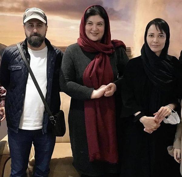 سه بازیگر پایتخت بدون گریم + عکس