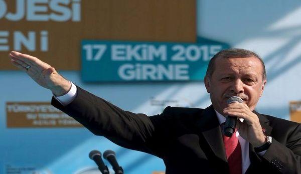 اردوغان: رئیس جمهور مصر خیانتکار و کودتاچی است