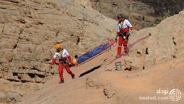 مرگ دلخراش کوهنورد ۲۹ ساله تهرانی در سوهای نمین