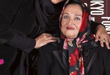 عکس آتلیه ای شبنم مقدمی و مادرش