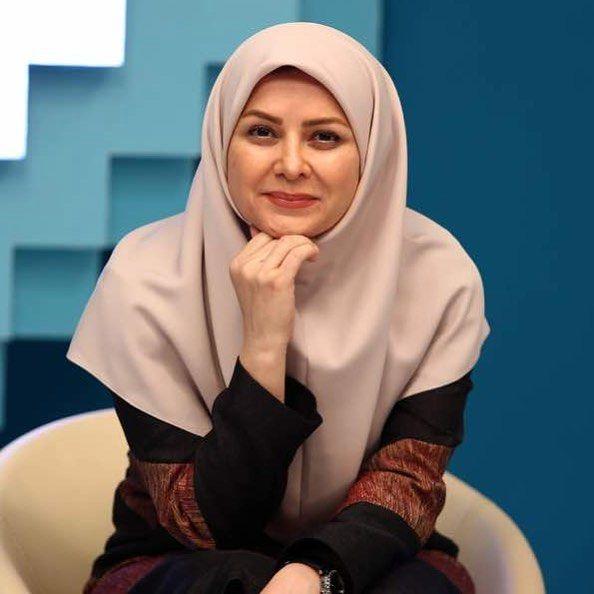 جواب خانم مجری به پست جنجالیش درباره مزدک میرزایی+عکس