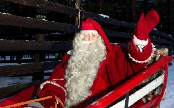 زادگاه رؤیایی بابانوئل در فنلاند