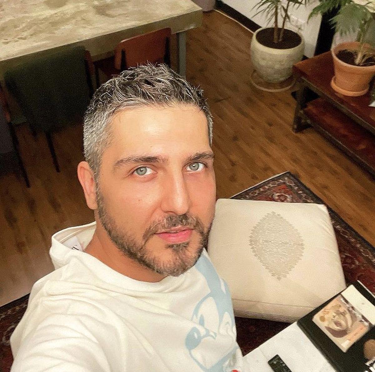 خانه ساده محمدرضا غفاری + عکس