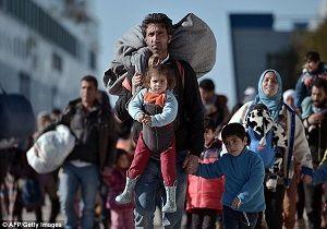 سوریه قانون مصادره املاک پناهجویان را لغو کرد