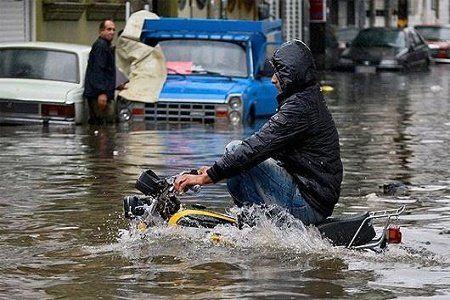 ادامه امداد رسانیها به استانهای متاثر از سیل و طوفان
