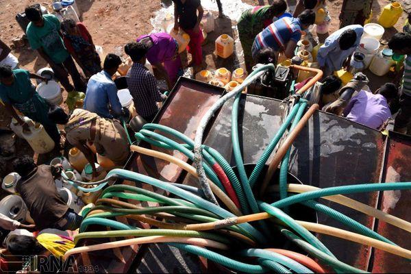 بحران آب آشامیدنی در هند