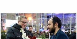 کاروان العین برای مصاف با استقلال وارد تهران شد