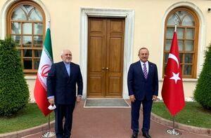 جزئیات دیدار ظریف با همتای ترکیهای خود
