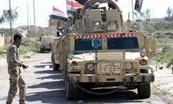 پیشروی نیروهای عراقی در کرکوک