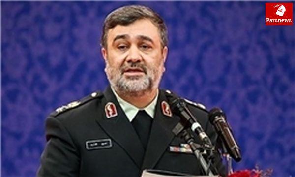 گشتهای خودرویی و موتوری پلیس در ایام عید