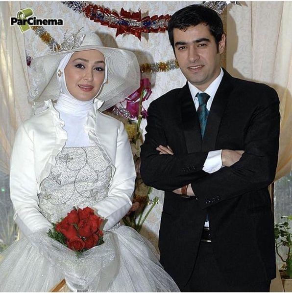 عروسی شهاب حسینی + عکس