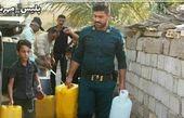 تصویر پلیسی که دیشب در ماهشهر به شهادت رسید