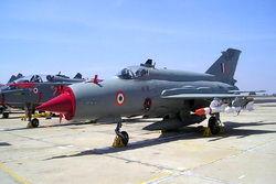 «میگ- 21» نیرویهوائی هند سقوط کرد