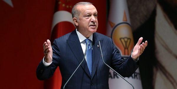 اردوغان: بحران سوریه، محصول نقشهها برای تغییر شکل خاورمیانه بود