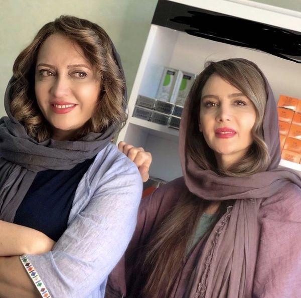 خواهران معروف سینما و تلویزیون + عکس