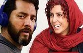 جدایی لیلا حاتمی و بهرام رادان از نهنگ آبی و رقص روی شیشه! + دلیل