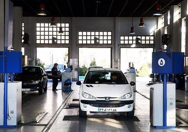 فراهم شدن امکان دریافت معاینه فنی در شهرهای دیگر برای تهرانیها
