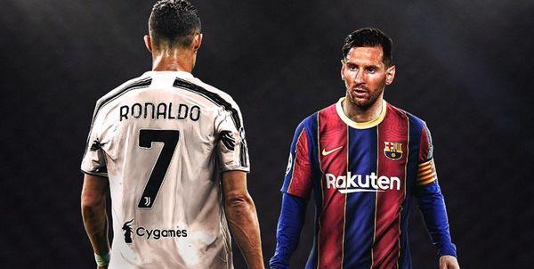 رابطه سیاه مسی و بارسلونا/ کاریکاتور