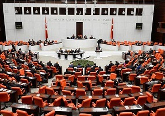 انتخاب بیست و هفتمین رئیس مجلس ترکیه