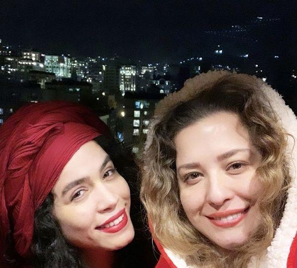 خواهران شاد شریفی نیا + عکس