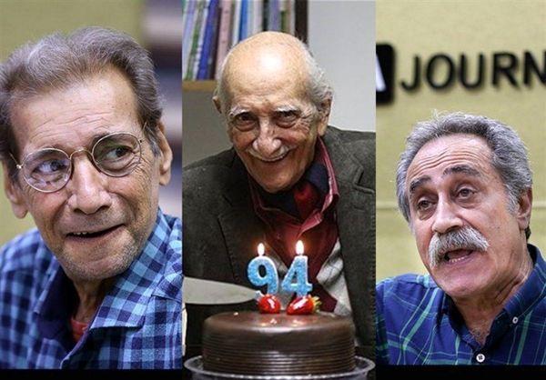 """آخرین خبرها از وضعیت سه هنرمند پیشکسوت؛ """"اسدزاده""""، """"محباهری"""" و """"جاویدنیا"""""""
