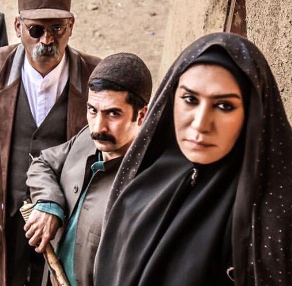گریم نسیم ادبی در عقیق + عکس