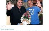 اینستاگرام:پست ملی پوش والیبال در حمایت از کیروش
