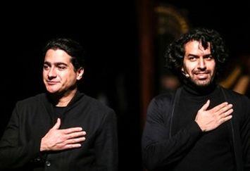 شجریان در کنار 2 ستاره تکرارنشدنی سینمای ایران/ عکس