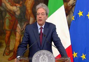 واکنش نخستوزیر ایتالیا نسبت به حمله موشکی به سوریه